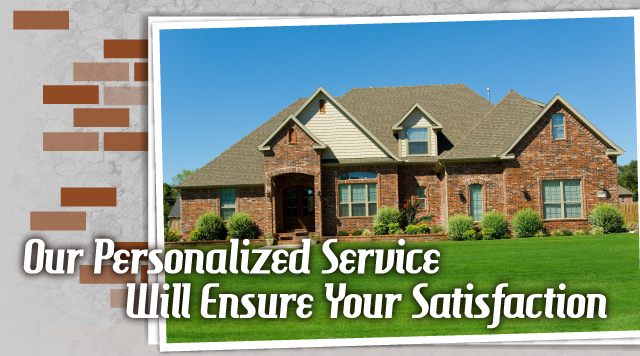Saint John Masonry | Our Personalized Service Will Ensure Your Satisfaction | House